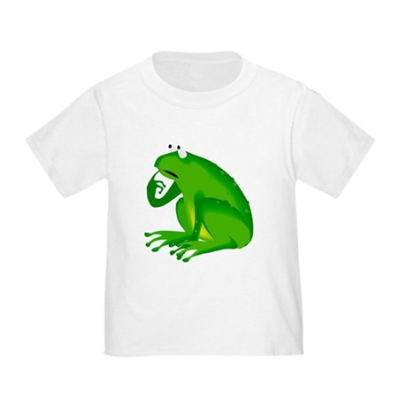 Frog Toddler T-Shirt