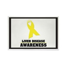 LD Awareness Rectangle Magnet (10 pack)
