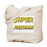 Super paloma Tote Bag