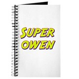 Super owen Journal