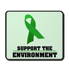Environmental Awareness Mousepad