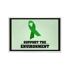 Environmental Awareness Rectangle Magnet (100 pack