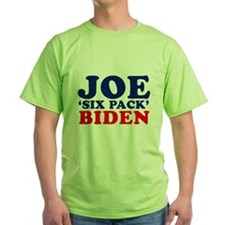 "Joe ""Six Pack"" Biden T-shirt T-Shirt"