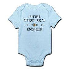 Future Structural Engineer Infant Bodysuit