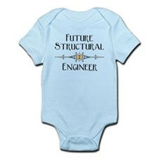 Future Structural Engineer Onesie