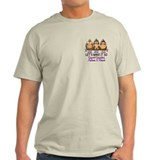 See Speak Hear No Sarcoidosis 2 T-Shirt