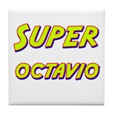 Super octavio Tile Coaster