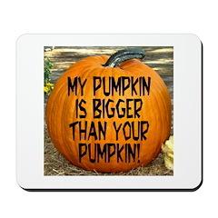 My Pumpkin Mousepad
