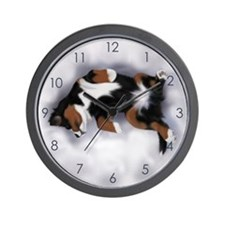Dreamin Pup Wall Clock