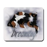 Dreamin Pup Mousepad