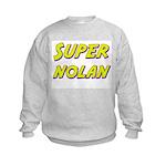 Super nolan Kids Sweatshirt