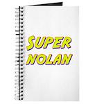 Super nolan Journal