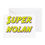 Super nolan Greeting Cards (Pk of 10)