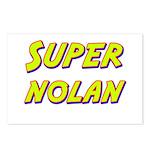 Super nolan Postcards (Package of 8)