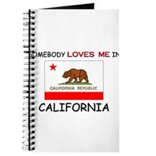 Somebody Loves Me In CALIFORNIA Journal