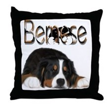 Sneak A Peek Throw Pillow