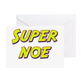 Super noe Greeting Card