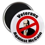 Veterans Against McCain Magnet