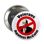"Veterans Against McCain 2.25"" Button"