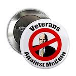 "Veterans Against McCain 2.25"" Button"