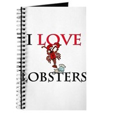I Love Lobsters Journal