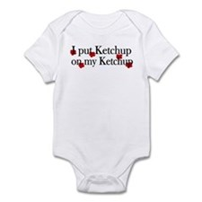 Ketchup on Ketchup Infant Bodysuit
