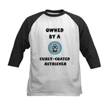 Owned by a Curly-coated Retriever Tee