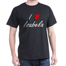 Unique Isabela T-Shirt