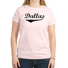 Dallas Women's Light T-Shirt