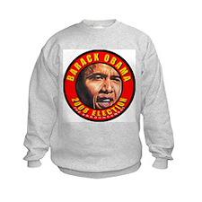 Obama's Souvenir Sweatshirt