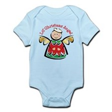 LIL' CHRISTMAS ANGEL Infant Bodysuit