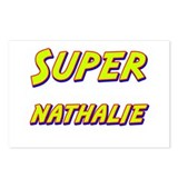 Super nathalie Postcards (Package of 8)