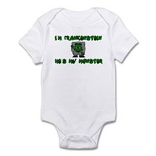 Frankenstein's Monster Infant Bodysuit