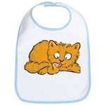 Cute Kitten Bib