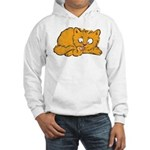 Cute Kitten Hooded Sweatshirt