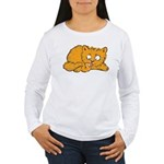 Cute Kitten Women's Long Sleeve T-Shirt