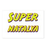Super natalya Postcards (Package of 8)