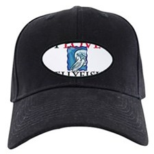 I Love Jellyfish Black Cap