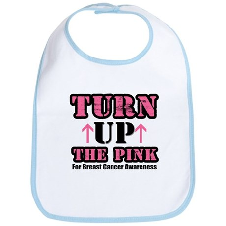 Turn Up The Pink (BC) Bib