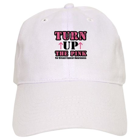Turn Up The Pink (BC) Cap