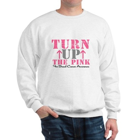 Turn Up The Pink (BC2) Sweatshirt