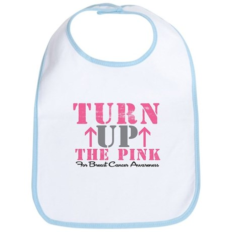 Turn Up The Pink (BC2) Bib