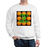 Trick or Treat 9 Great Pumpkins Sweatshirt