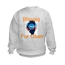 Chicago Obama Sweatshirt
