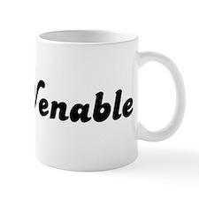 Mrs. Venable Mug