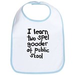 I Learn Two Spel Gooder At Pu Bib