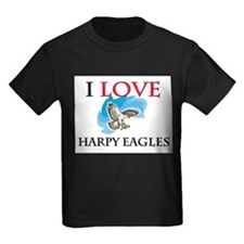 I Love Harpy Eagles T