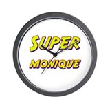 Super monique Wall Clock