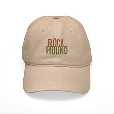 Rock Hound (Distressed) Baseball Cap