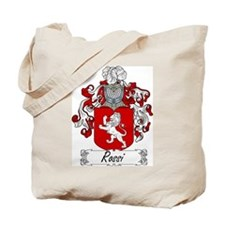 Rossi Family Crest Tote Bag
